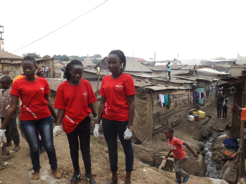 Slum Visit